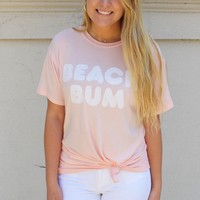 Beach Bum Tee- Buddy Love