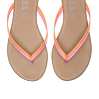 TKEES Sandal in Brownberry