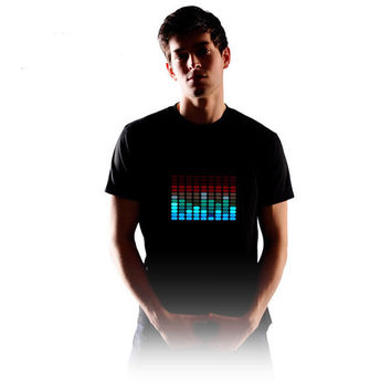 Athuron - The Amazingly Sound-Activated T-Shirt
