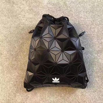 DCCKH3F Adidas Originals 3D Bucket Gym Sack x Issey Miyake AY9352 BackPack Amazing LOOK