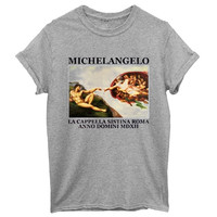 michaelangelo t shirt