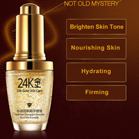 Face Skin Care Cream Whiten Moisturizing 24 K Essence Serum For Women