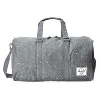 Herschel Supply Co.: Novel Duffle Bag - Scattered Charcoal