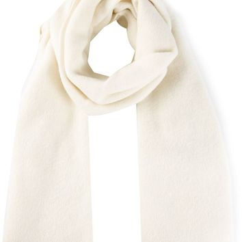 The Elder Statesman solid scarf