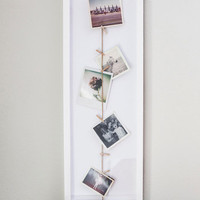 Twine Goes By Photo Frame