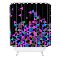 Fimbis Radio Gaga Shower Curtain