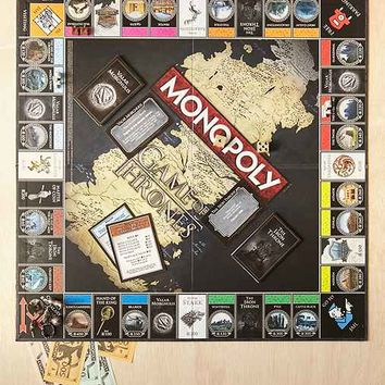 Game Of Thrones Collector's Edition Monopoly Game