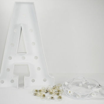 DIY Kit 18 Inch  Marquee Letter