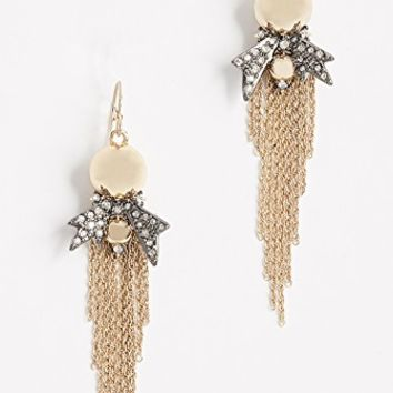 Ball Detail Earrings