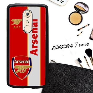 Arsenal Logo Red Z4340 ZTE AXON 7 Mini Case