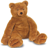 Melissa & Doug - Jumbo Brown Teddy Bear