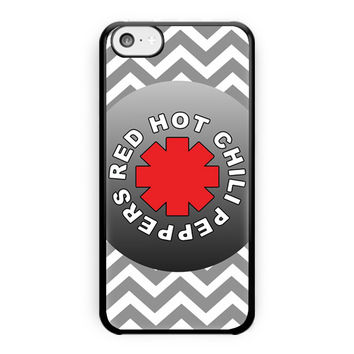 Red Hot Chili Peppers Chevron iPhone 5C Case