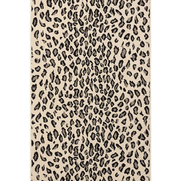 Lea Snow Leopard Rug, 3 x 5 and Matching Items
