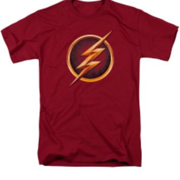 THE FLASH/CHEST LOGO