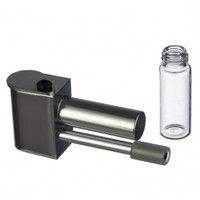 Proto Vape Vaporizer Pipe - Silver - Stone Pipes - Hand Pipes - Smoking Pipes - Grasscity.com