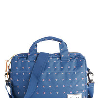 Herschel Supply Co. Nautical Time Well Spent Laptop Bag
