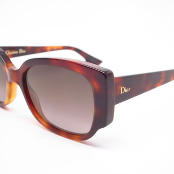 Dior Night 2 05LHA Havana Sunglasses