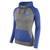 Nike Championship Drive All Time Pullover (Kentucky) Women's Training Hoodie
