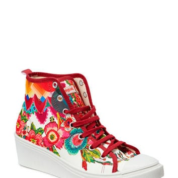 Desigual Shoes Shoes Cerise (Rojo Abril) - In Stock! - £79.00 at Boozt.com