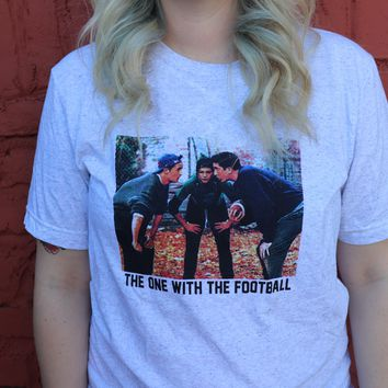 Friends & Football Tee