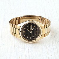 Oxford Metal Link Watch at Free People Clothing Boutique