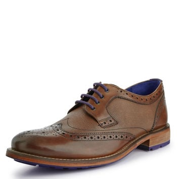 Mens Ted Baker Brogue Cassius Shoes