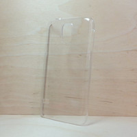 Samsung Galaxy S5 hard plastic case - Clear