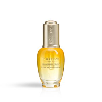 Immortelle Divine Youth Oil | Face Oil | L'Occitane