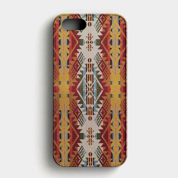 Pendleton Journey West Cotton iPhone SE Case