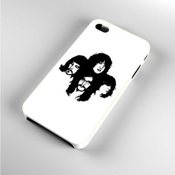 Kings of Leon cartoon iPhone 4s Case
