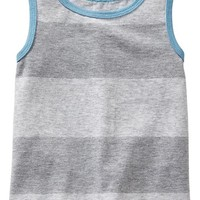 Old Navy Wide Striped Tanks For Baby