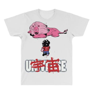 akira universe All Over Men's T-shirt
