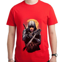 Assassin Creed Fight For Liberty Men T Shirt | Verotees