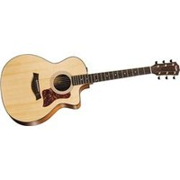 Taylor 114ce Sapele/Spruce Grand Auditorium Acoustic-Electric Guitar | GuitarCenter