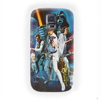 New Star Wars Return Movie Trailer For Samsung Galaxy S5 Case