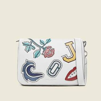 MJ Collage Courier Bag - Marc Jacobs
