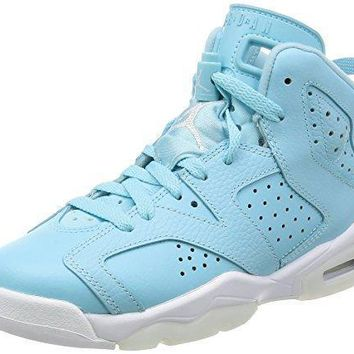 nike-jordan-kids-air-jordan-6-retro-bg-basketball-shoe number 1