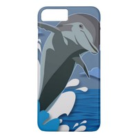Blue Dolphin iPhone 8 Plus/7 Plus Case
