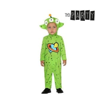 Costume for Babies Th3 Party Alien