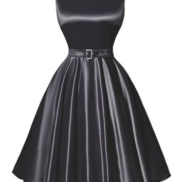 Retro Vintage Party Dress