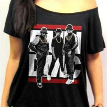 Run DMC Girls Fashion Top - Photo