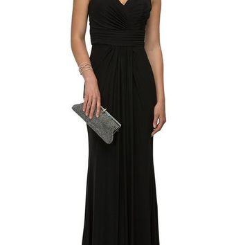 Long Formal Gown & Black Tie Dress DQ9498