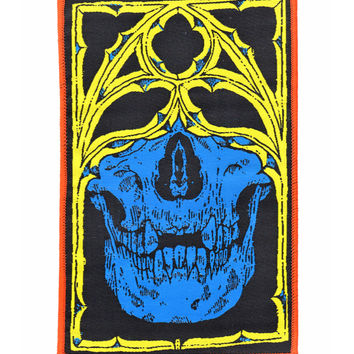 Skull Window Patch (Limited Edition)