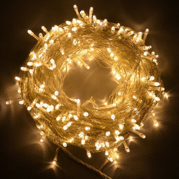 300 LED String Lighting Wedding Lights Outdoor Twinkle Decoration Tree Lights