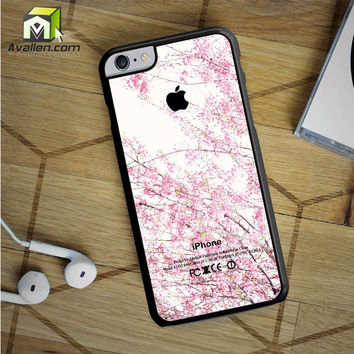 Skin Artistic Floral Design iPhone 6S Plus Case by Avallen