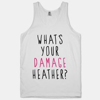What's Your Damage | HUMAN