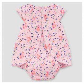 Baby Girls' Floral Sunsuit Light Pink - Just One You™ Made by Carter's® : Target