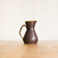 Carl Harry Stalhane Modern Stoneware Jug for Rorstrand