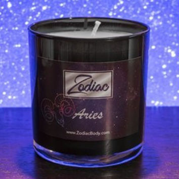 Aries Candle
