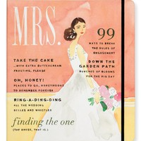 kate spade new york mrs. magazine bridal planner | Nordstrom